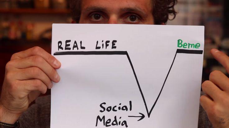 Beme Uygulaması: Sosyal Medyadan Gerçek Hayata Dönün