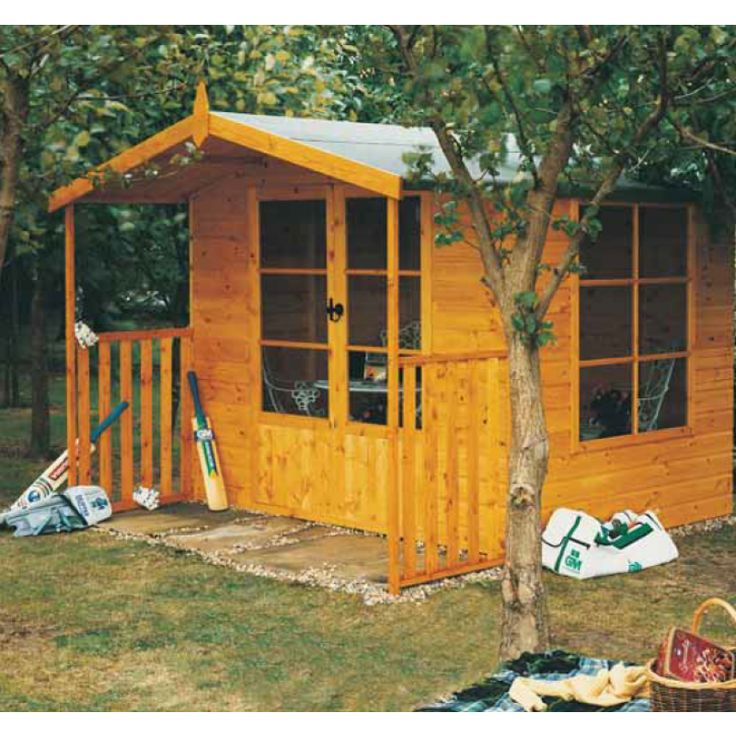 pinnacle x x winton summerhouse next day delivery pinnacle x x winton summerhouse - Garden Sheds Quick Delivery