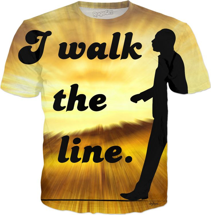 """As soon as I heard about RageOn's #MLK contest for Martin Luther King Jr's birthday, I started polling my local artist collective for design ideas. """"I Walk The Line"""" came from one of my father's suggestions. @Grumbledude Fashion by Dylon only on RageOn! https://www.rageon.com/products/mlk-i-walk-the-line on RageOn!"""