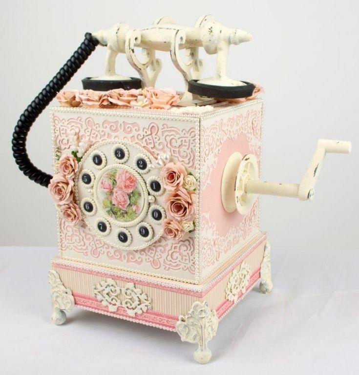 Antique Telephone Tara