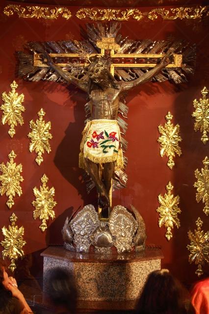 Señor de los Milagros, Guadalajara de Buga.