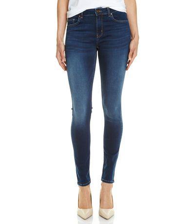 Saba - Rae Skinny Jean, blue