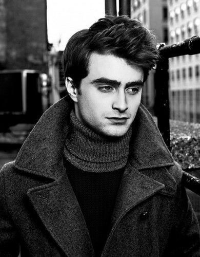 Daniel Radcliffe = Harry Potter fo life.