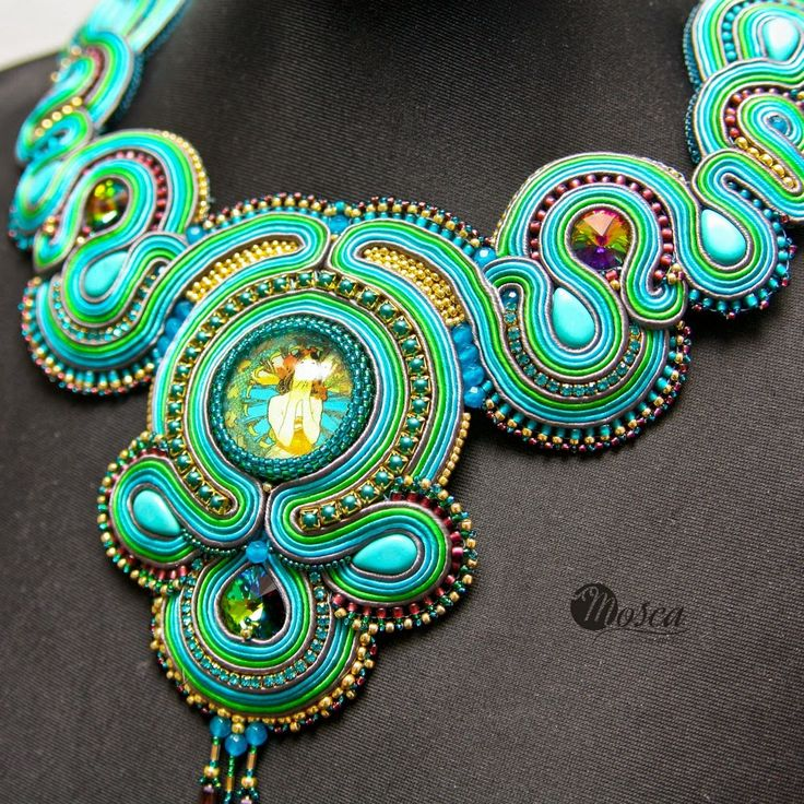 http://polandhandmade.pl/ #polandhandmade #soutache #jewelry