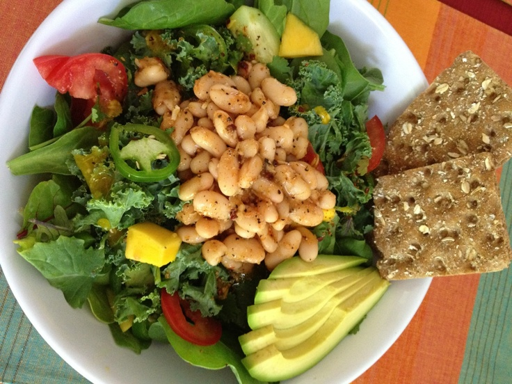how to stay big on a vegan diet