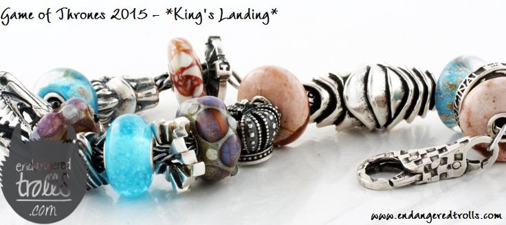 Game of Thrones 2015 Charm Bracelet