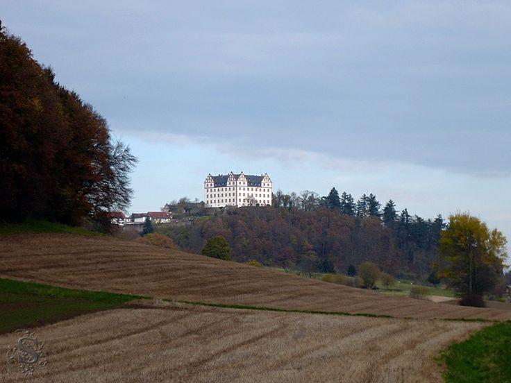 Schloss Lichtenberg im November