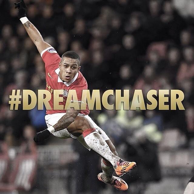 Memphis Depay #dreamchaser