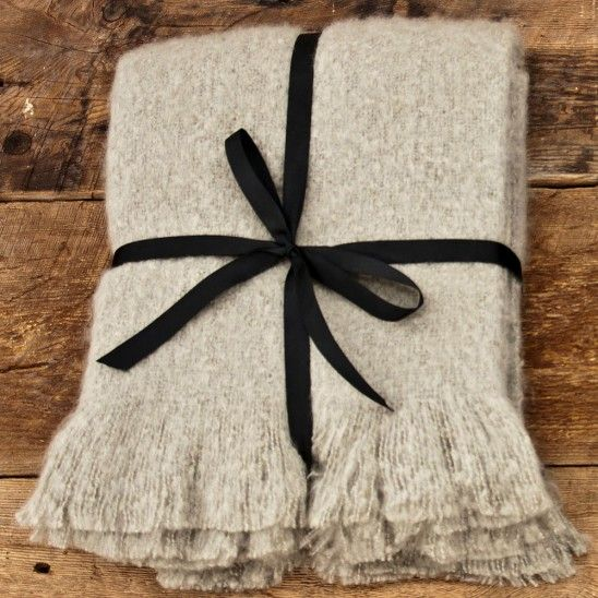 Stella Throw collection with Fringe
