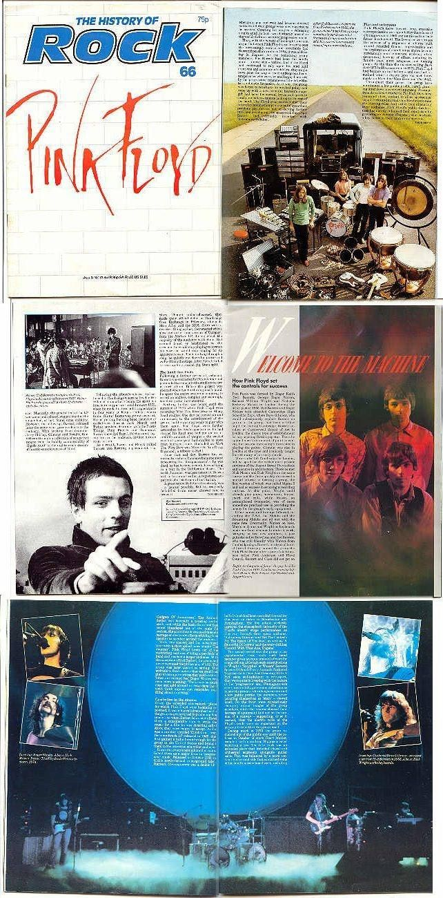 a history of pink floyd a music band Pink floyd founder members roger waters and nick mason met while studying architecture at the london polytechnic (now the university of pink floyd recorded their first album 'the piper at the gates of dawn' in abbey road studios while a band of moptops toiled next door making 'sgt pepper.