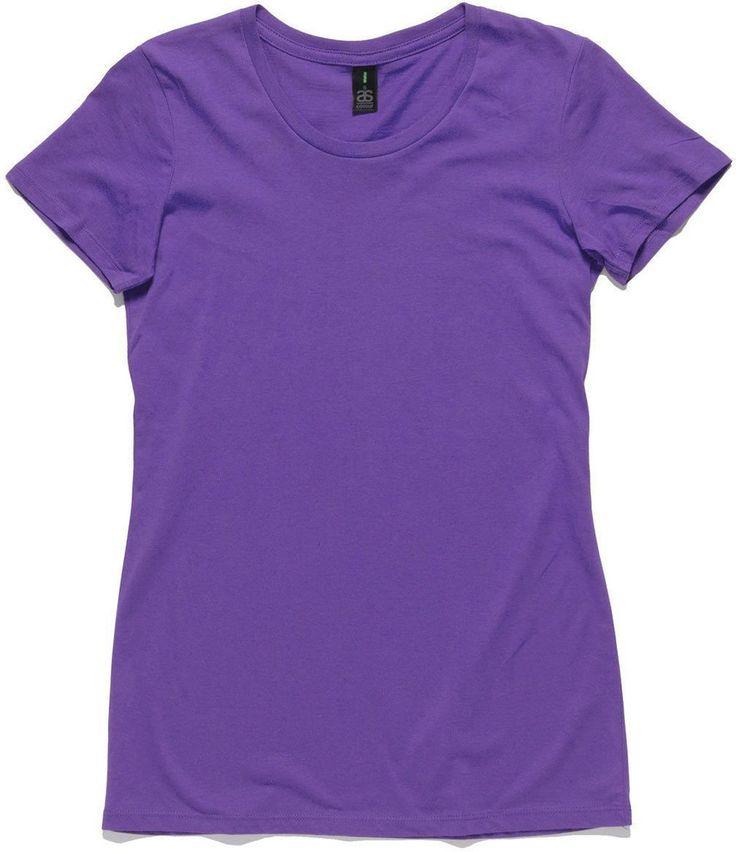 AS Colour Womens Wafer T-Shirt – Big Texas