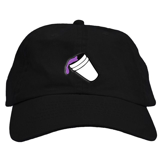 Purple Drank Lean Drink Dad Hat – Fresh Elites
