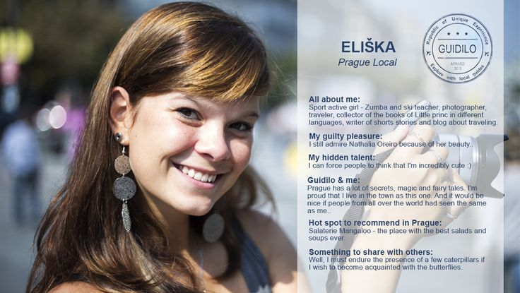 Explore the oldest area of #Prague full of surprises and photographic opportunities! Your very #personal #photographer Eliška will take photos at your request and you'll learn lots of interesting tidbits about the area. http://goo.gl/023lnd