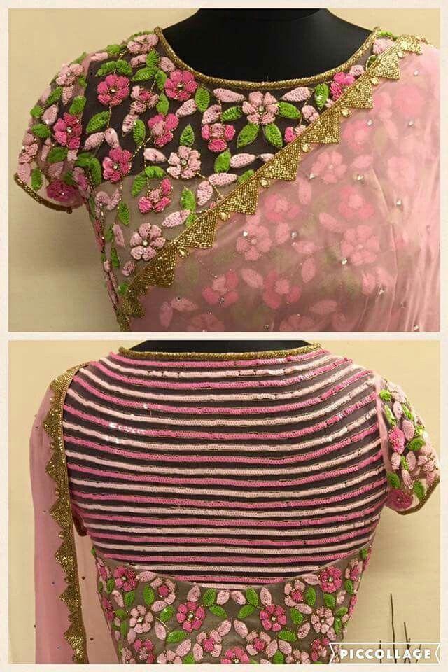 Saree blouse More More