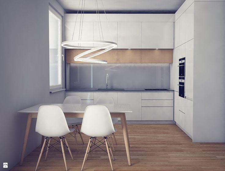 Kuchnia styl Skandynawski - zdjęcie od Manufaktura - Kuchnia - Styl Skandynawski - Manufaktura