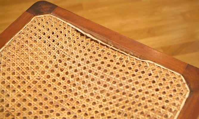 Reparaci n de rejilla de silla hogar bricolaje - Reparacion de sillas de rejilla ...