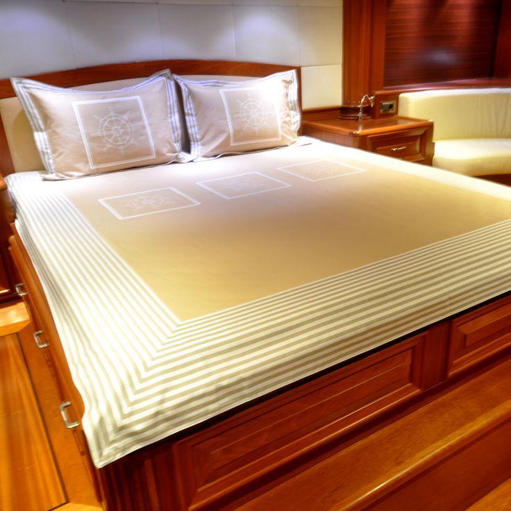 Yatak Takımları, Nevresim, Nevresim Takımları, Yatak Örtüsü, Yatak Örtüsü Takımları, Pike, Marin dekorasyon, Ev dekorasyon, Tekne Dekorasyon / Bedding, Bedding Sheets, Linens, Duvets, Pique, Marin decorating, home decorating, yacht decorating http://www.nyn-yucelerkal.com/asp/group/19/Yatak-Ortusu-Takimi