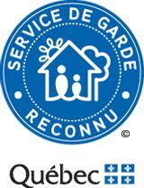 Logo « Service de garde reconnu »