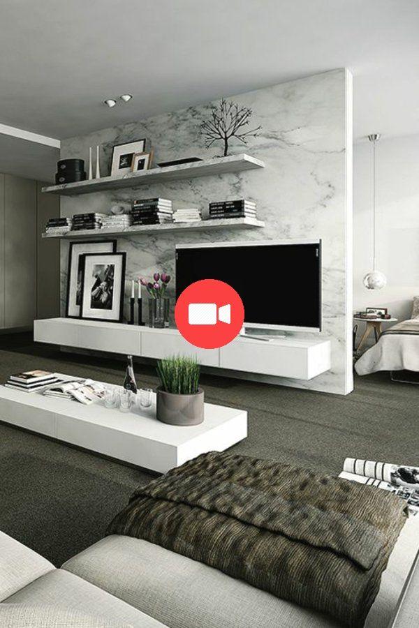 Wie Integrieren Wir Die Fernsehschranke In Unsere Ausstattung Wohnzimmerideen Wohnzimmerdeko Wohnzimmer Dekor Modern Wohnzimmer Modern Wanddeko Wohnzimmer