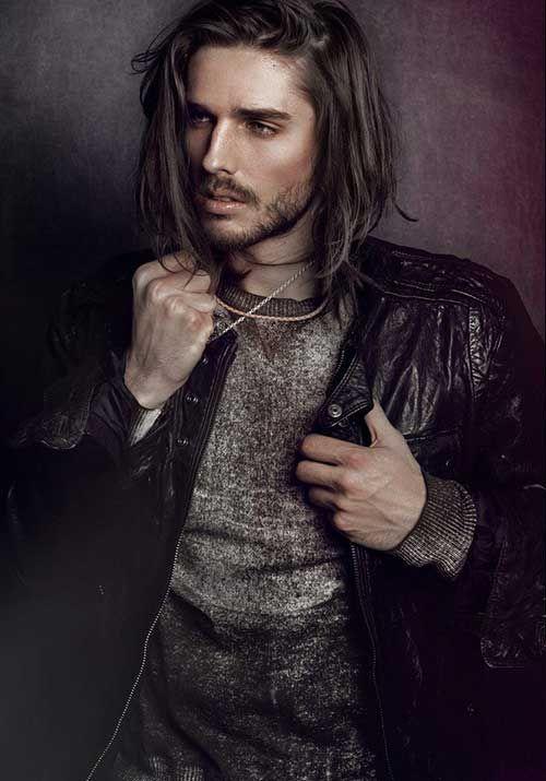 Best 25+ Long hairstyles for men ideas on Pinterest   Mens longer ...