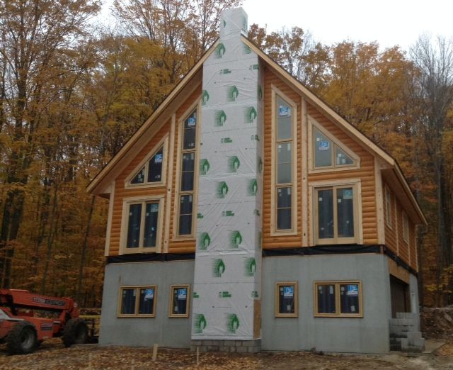 17 Best Images About Home Construction Timber Block