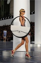 CHANEL, 2013 Spring Summer, Paris, Show  This would be quite a challenge!!!