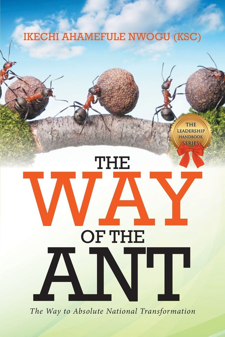 Enjoy Ikechi Ahamefule Nwogu's enlightening story on the ants as a source of strength and growth.