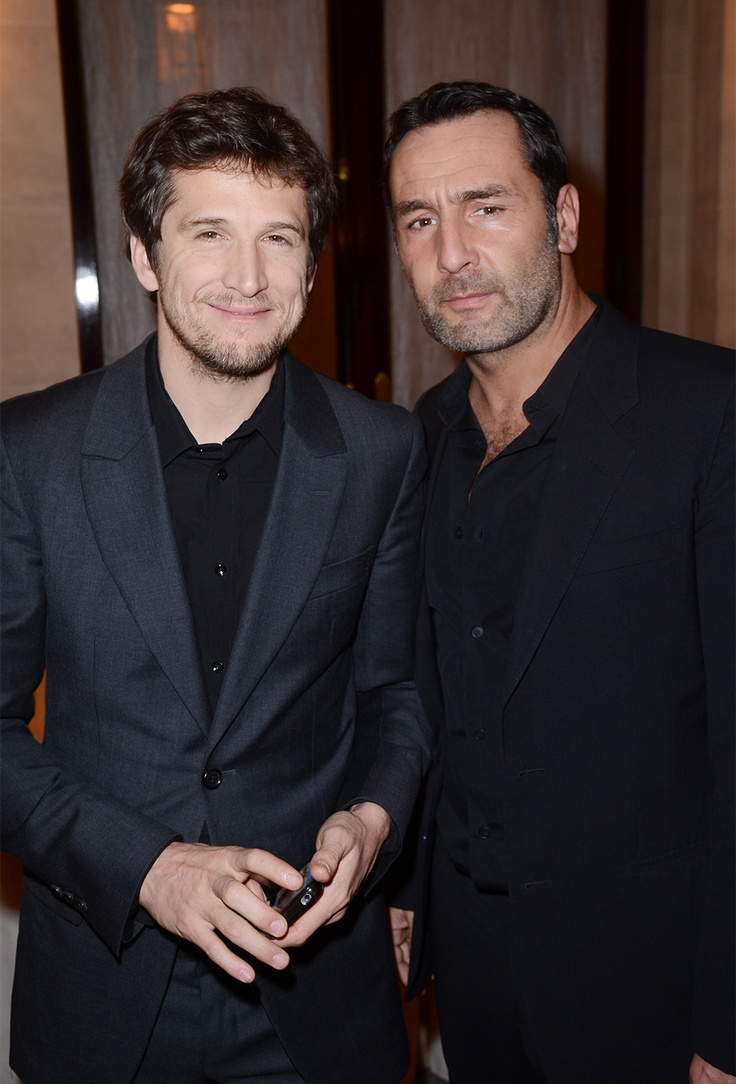 """Révélations"" evening gala in Chaumet private Salons. Guillaume Canet and Gilles Lellouche #Cesar #Chaumet"