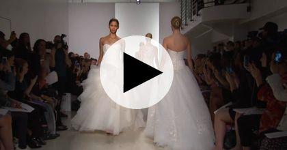 Brides: Watch Kenneth Pool's Spring 2015 Bridal Runway Show