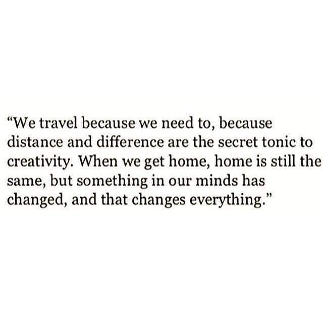 The last 2 lines....❤️❤️❤️#travelintoliving @laraamarilla