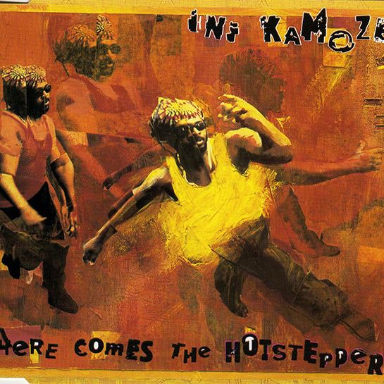 """30 Songs From 1994 You Totally Forgot About #refinery29  http://www.refinery29.com/2014/11/78359/forgotten-1994-songs#slide9  """"Here Comes the Hotstepper,"""" Ini Kamoze  If you've somehow forgotten about this Jamaican """"lyrical gangsta"""" and his big dancehall crossover, this might jar your memory: """"Nah, nah-nah-nah-nah, nah-nah-nah-nah, nah-nah-nah, nah-nah-nah, nah-nah nah-nah."""" It's even more fun to sing than it is to type."""