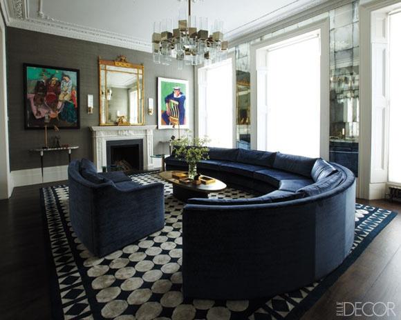 Luxury home at Pembridge Gardens (London)