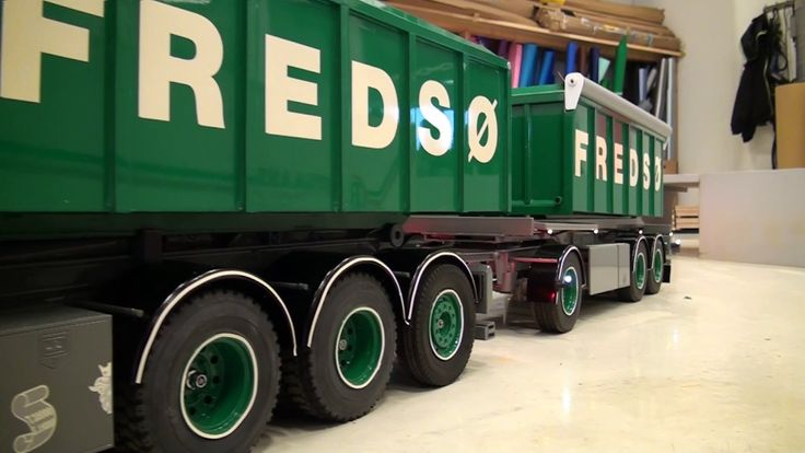 Rc Trucks (Chrisser, Trucks)