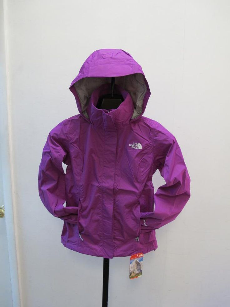Women's The North Face Resolve Jacket Aqbj Y5Y Mgcmgnt/Hgrsgry