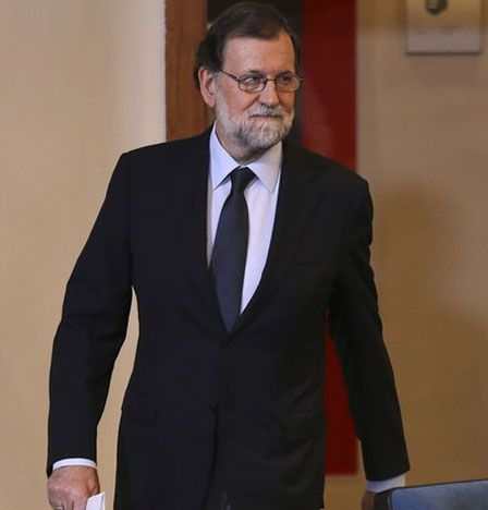 Rajoy preside el primer Consejo de Ministros del curso marcado por el referéndum catalán