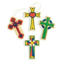 78 best images about agape ideas on pinterest fishers of for Cheap wooden crosses for crafts