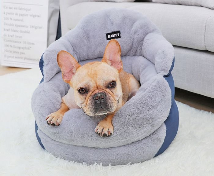 Winter Dog Kennel Mattress Teddy Bomei Pet Dog Bed Puppy Kennel