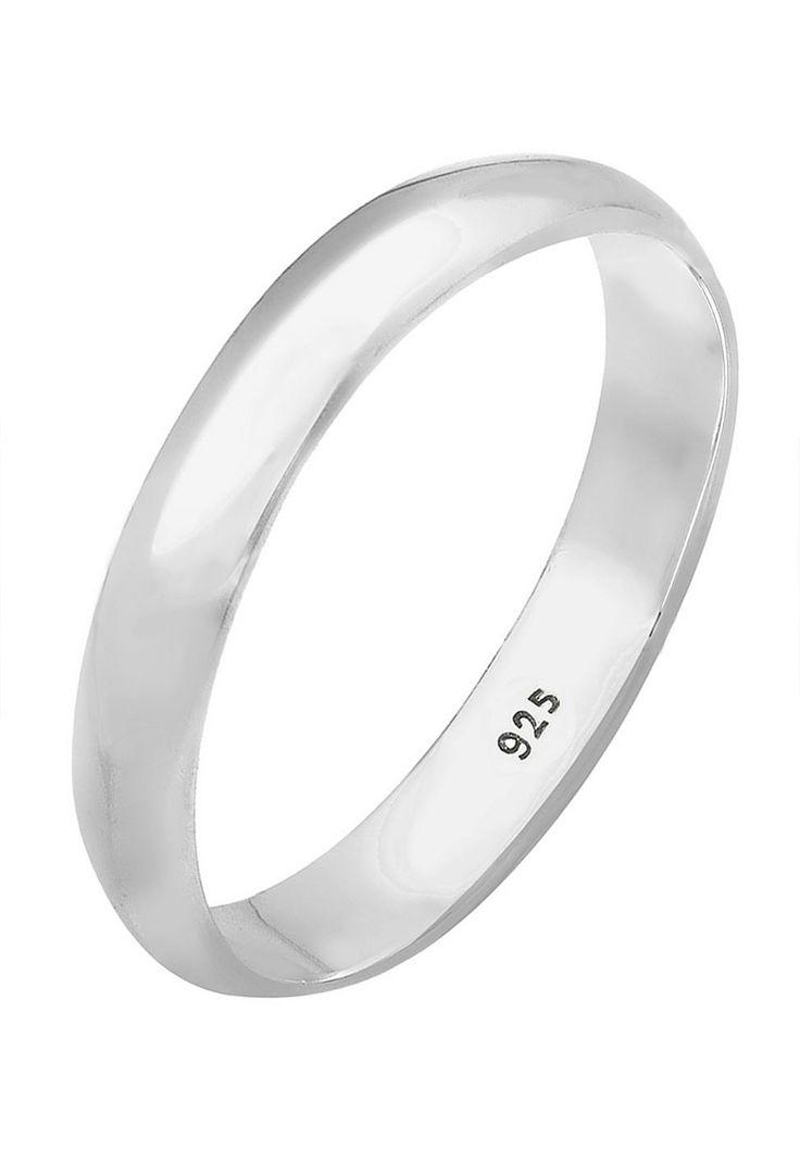 """Dieser elegante 4mm breite Basic-Ring ist das ideale Schmuckstück für einen perfekten Auftritt an jedem Tag. Modernes Design und feinstes 925er Sterling Silber machen diesen Fingerschmuck zum stilvollen Hingucker und treuen Begleiter im Alltag.  Weitere Hilfe zur Ringgröße:  Angegebene Größe in mm entspricht """"Ring Innen-Umfang"""", Umrechnung in """"Ring Durchmesser Ø"""" wie folgt:  52mm Umfang = 16,5m..."""