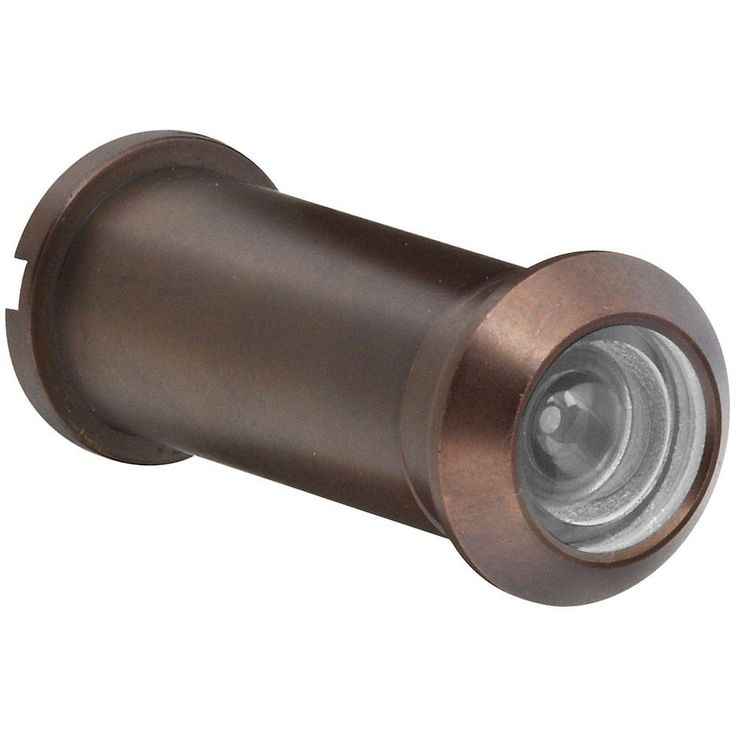 National Hardware N336-081 V802 Door Viewers, Antique Bronze