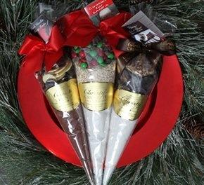 Dessert Gift Cones