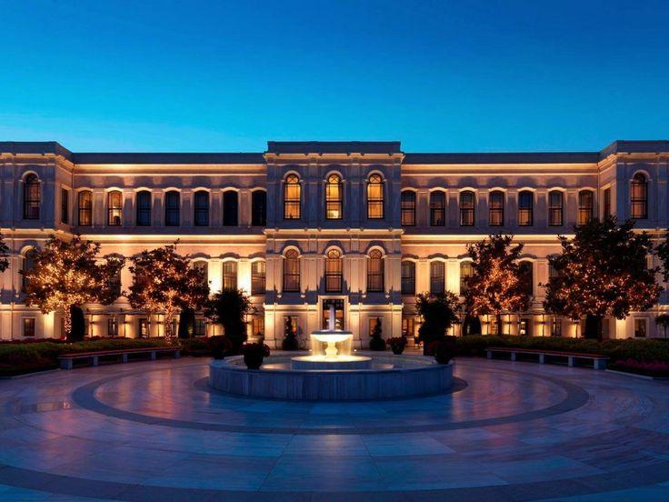27. Four Seasons Hotel Istanbul at the Bosphorus, Istanbul, Turkey