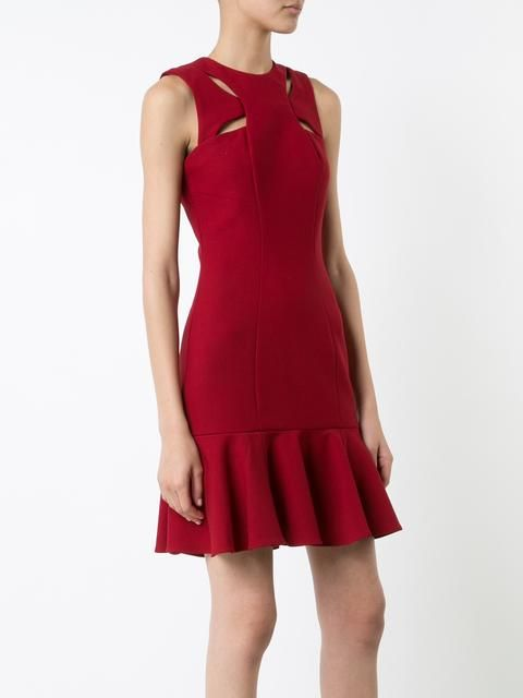 Cinq A Sept cut-out dress