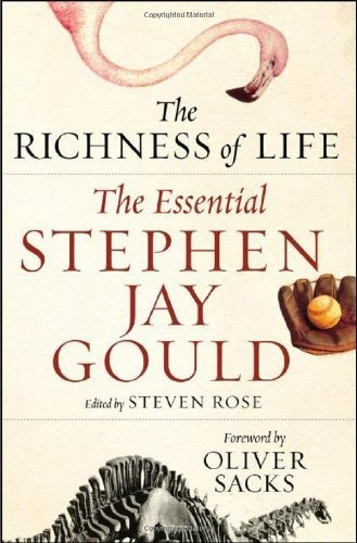 The Richness of Life: The Essential Stephen Jay Gould by Stephen Jay Gould, http://www.amazon.com/dp/0393064980/ref=cm_sw_r_pi_dp_JRBAqb0W99V0T