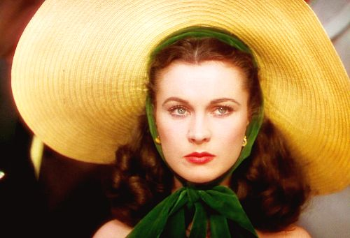Scarlett O'Hara, Vivien Leigh Gone With the Wind