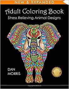 [Free] Donwload Adult Coloring Book: Stress Relieving Animal Designs -  For Ipad - By Dan Morris  Adult Coloring Book: Stress Relieving Animal Designs Online PDF  Adult Coloring Book: Stress Relieving Animal Designs, read online Adult Coloring Book: Stress Relieving Animal Designs, Full #Download