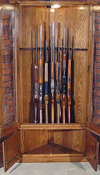 15 best Gun Cabinets images on Pinterest | Gun cabinets, Gun ...