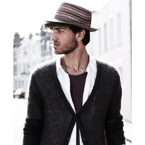 Chapeau Panama Sawyer par Bailey
