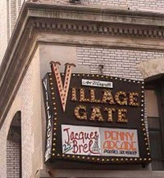 Doors history: May 4, 1970 Jim Morrison appears at Village Gate for Timothy Leary benefit.