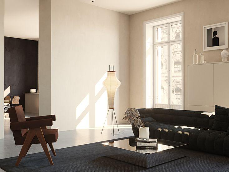 Contemporary eclectic interior design by Olga Fradina