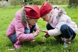 Natuurmonumenten organiseert leuke kinderfeestjes zoals kabouterpaden